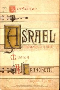 Asrael - libretto (Ricordi)