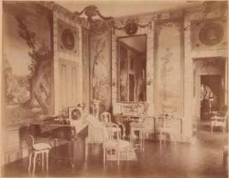L'interno di Palazzo Levi a Reggio Emilia