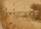 Il palazzo Franchetti a Reggio Emilia