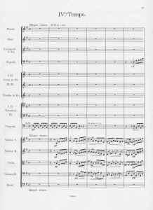 Alberto Franchetti, Sinfonia - IV tempo