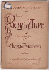 Fior d'alpe (libretto, ed. Sonzogno)
