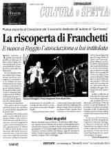2008 Concerto Cavazzone L'informazione 31 luglio 2008
