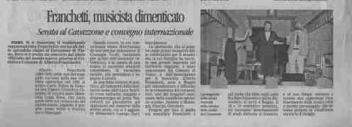 2010 Concerto Cavazzone Gazzetta di Reggio 15 luglio 2010