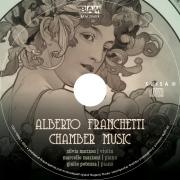 Alberto Franchetti, Chamber music - CD 2020